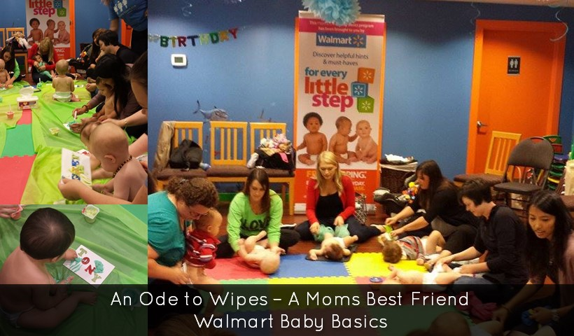 An Ode to Wipes – Walmart Baby Basics