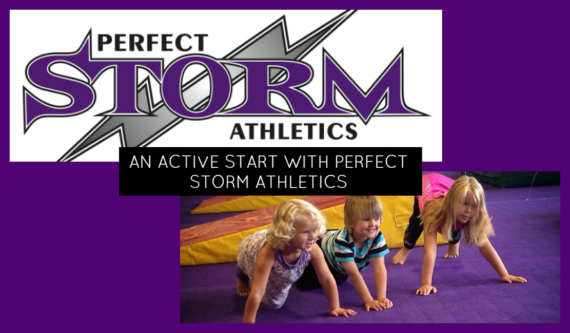 An Active Start with Perfect Storm Athletics